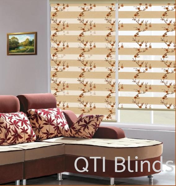 Zebra Blinds Zebra Blinds Malaysia, Selangor, Kuala Lumpur (KL), Puchong Supplier, Manufacturer, Supply, Supplies | QingTing Industrial Sdn Bhd