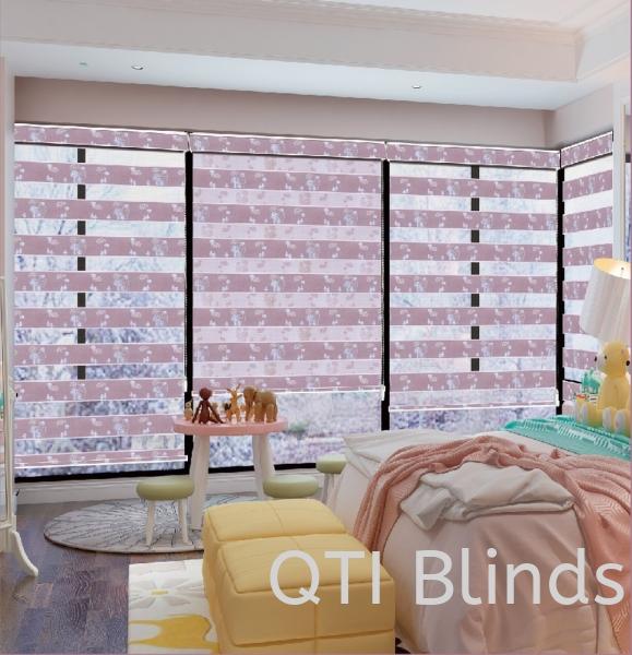 Zebra Blinds Zebra Blinds Malaysia, Selangor, Kuala Lumpur (KL), Puchong Supplier, Manufacturer, Supply, Supplies   QingTing Industrial Sdn Bhd