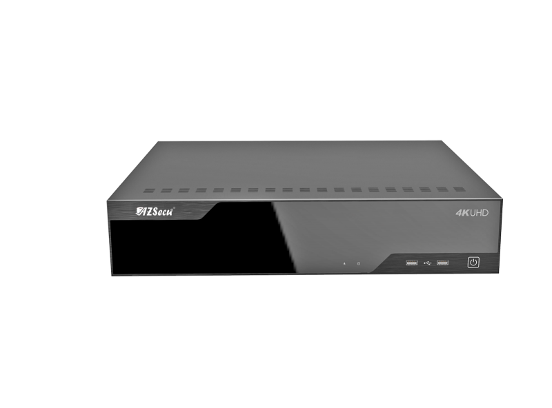 64CH 4K H.265 Pro NVR (AZNVR8064-UH8) Special product-Smart Pro Series IP Camera Cheras, Kuala Lumpur(KL), Malaysia. Suppliers, Supplies, Supplier, Supply | AZSECU Distribution Sdn Bhd