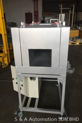 Heater conveyor system