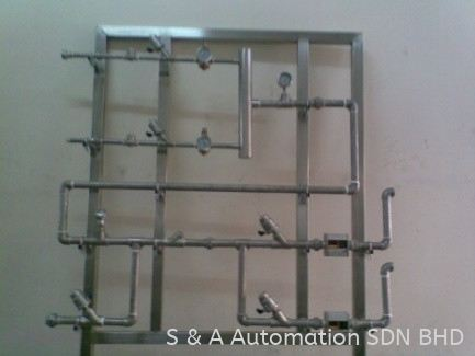 Water pipe system Customize System Systems Malaysia, Selangor, Kuala Lumpur (KL), Klang Supplier, Suppliers, Supply, Supplies | S & A Automation Sdn Bhd