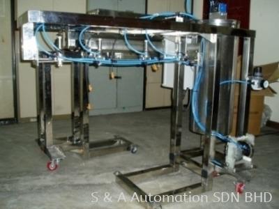 Water/Oil spray system
