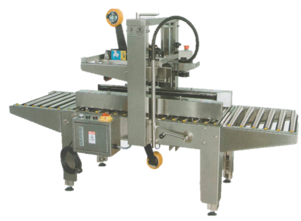 SUREPACK Smart Stainless Steel Carton Sealer MH-FJ-1AWS Carton Sealer Machines Singapore, Johor Bahru (JB), Malaysia Supplier, Rental, Supply, Supplies | MP Group