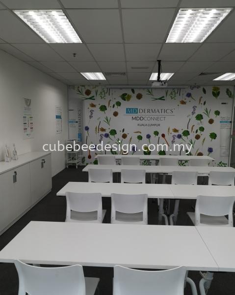 MDDConnect @KL gateway   Renovation Selangor, Jenjarom, Kuala Lumpur (KL), Malaysia Works, Contractor | Cubebee Design Sdn Bhd