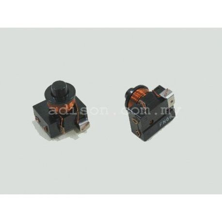Code: 88457 Coil Relay FN57 Overload / Relay Refrigerator Parts Melaka, Malaysia Supplier, Wholesaler, Supply, Supplies | Adison Component Sdn Bhd