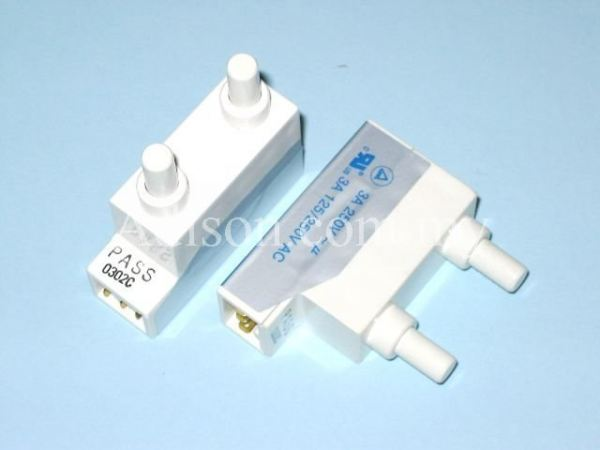 Code: 88503 Sanyo 3 Pin Fan Light Switch Fan Light Switch Refrigerator Parts Melaka, Malaysia Supplier, Wholesaler, Supply, Supplies | Adison Component Sdn Bhd