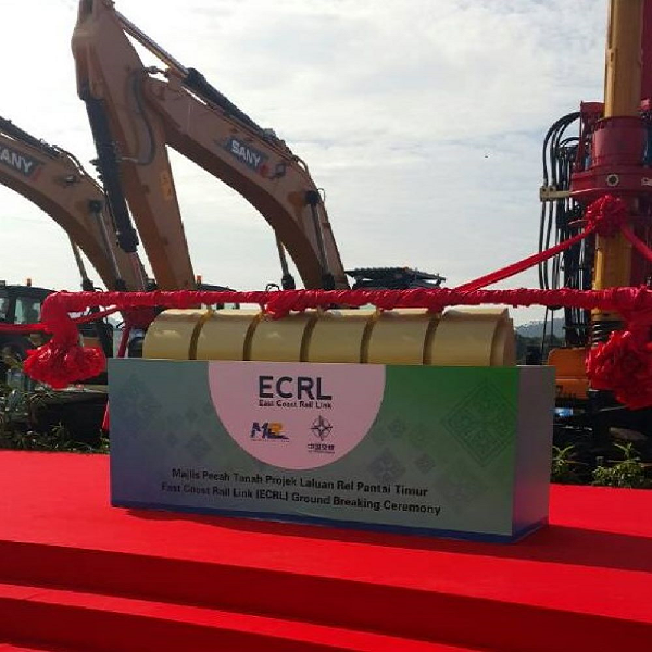 ECRL RELAUNCH TODAY M'sia News Malaysia News | SilkRoad Media