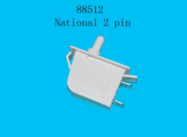 Code: 88512 National 2 Pin Fan Light Switch Fan Light Switch Refrigerator Parts Melaka, Malaysia Supplier, Wholesaler, Supply, Supplies | Adison Component Sdn Bhd