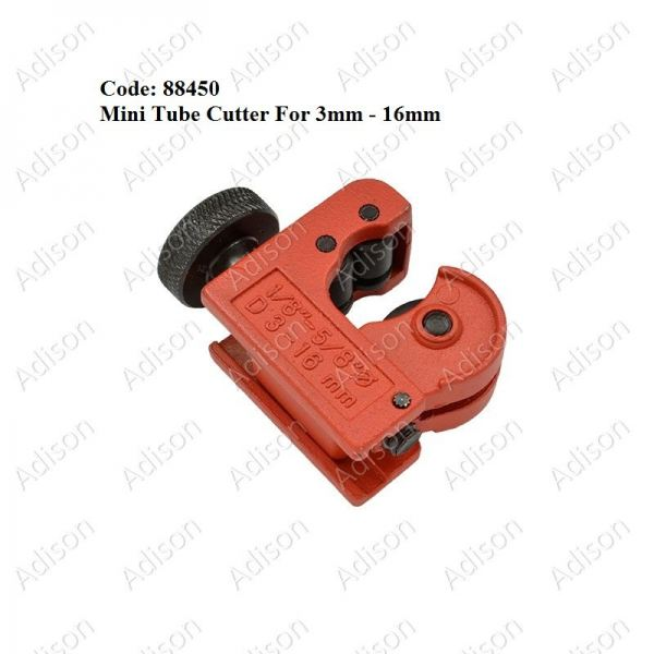 Code: 88450 Mini Tube Cutter for 3-16mm Accessories / Tool Refrigerator Parts Melaka, Malaysia Supplier, Wholesaler, Supply, Supplies | Adison Component Sdn Bhd