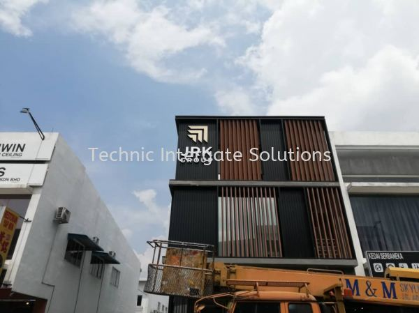 L.E.D Conceal Box Up Lettering  3D Lettering Box-Up Signage Kuala Lumpur (KL), Malaysia, Selangor, Mont Kiara Manufacturer, Supplier, Supply, Supplies | Intergate Solutions Sdn Bhd