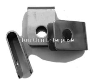 Fencing U-Clip (Stainless Steel) Fastener Penang, Malaysia Supplier, Suppliers, Supply, Supplies | Tan Chin Enterprise