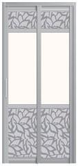 SD-8032 Toilet Door Malaysia Johor Bahru JB, Singapore Supplier, Installation | S & K Solid Wood Doors