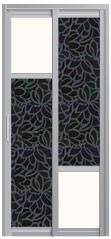 SD-8082 Toilet Door Malaysia Johor Bahru JB, Singapore Supplier, Installation | S & K Solid Wood Doors
