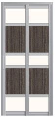 SD-8156 Toilet Door Malaysia Johor Bahru JB, Singapore Supplier, Installation   S & K Solid Wood Doors