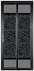 SD-8175 Toilet Door Malaysia Johor Bahru JB, Singapore Supplier, Installation | S & K Solid Wood Doors