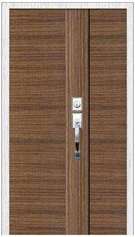 ED-814 Laminate Door Malaysia Johor Bahru JB, Singapore Supplier, Installation | S & K Solid Wood Doors