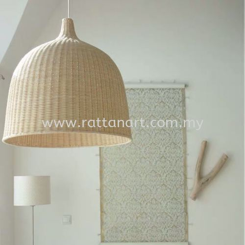 RATTAN PENDANT LIGHT DOREMI