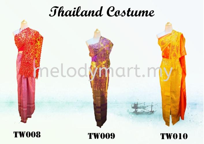 Thailand TW008-010