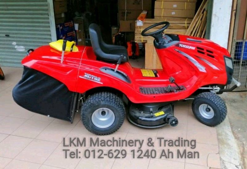 Lawn Tractor Lawn Mower / Lawn Tractor Seremban, Negeri Sembilan (NS), Malaysia. Supplier, Suppliers, Supply, Supplies | LKM Machinery & Trading