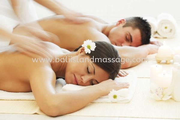 Couples Massage Couple Massage Penang, Malaysia, Butterworth, Prai Service | Bali Island Massage Beauty And Spa