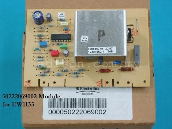 Code: 50222069002 EL Module EW1133F Timer / Module Washing Machine Parts Melaka, Malaysia Supplier, Wholesaler, Supply, Supplies   Adison Component Sdn Bhd