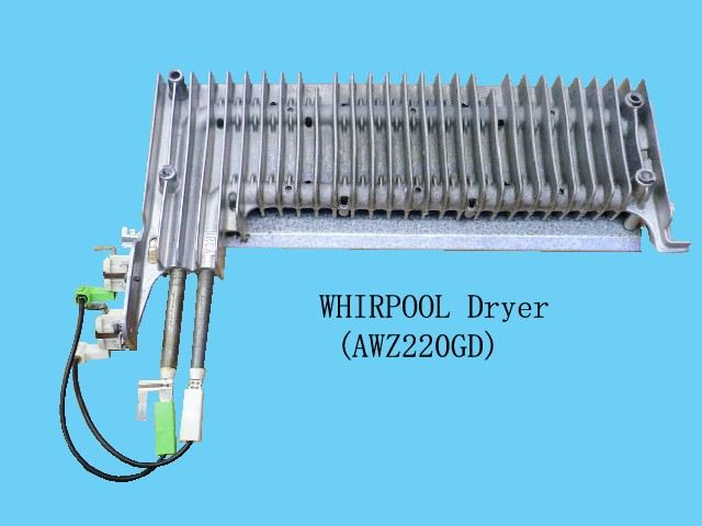 Code: 33153 Heating Element Whilpool AWZ220GD Dryer Heater Tumble Dryer Parts Melaka, Malaysia Supplier, Wholesaler, Supply, Supplies | Adison Component Sdn Bhd