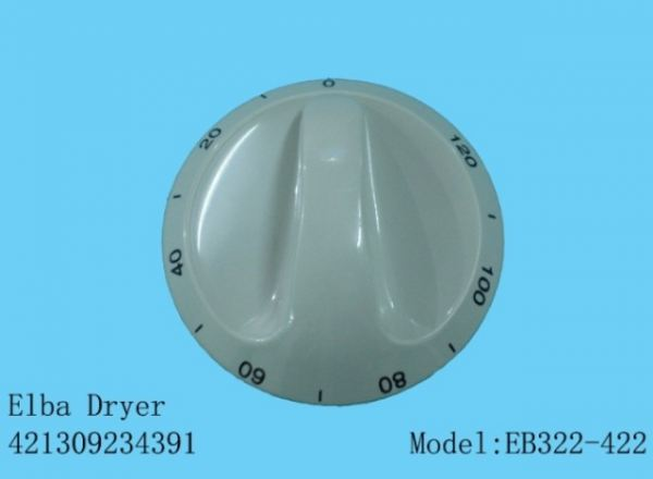 Code: 421309234391 Elba Dryer EB322/422 每 Timer Knob Dryer Accessories Tumble Dryer Parts Melaka, Malaysia Supplier, Wholesaler, Supply, Supplies | Adison Component Sdn Bhd