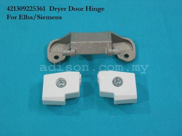 Code: 421309225361 Door Hinge Elba Dryer Dryer Accessories Tumble Dryer Parts Melaka, Malaysia Supplier, Wholesaler, Supply, Supplies | Adison Component Sdn Bhd