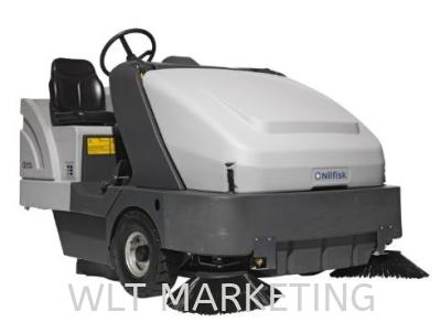 Nilfisk Ride-On Sweeper w/ Hydraulic Pump SR1601