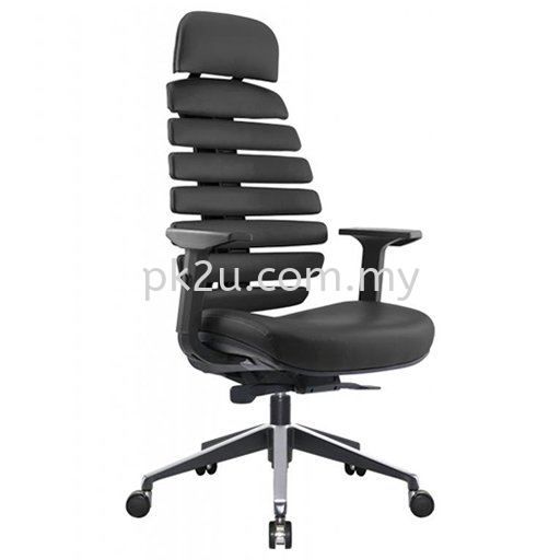 Yoga Director Chair Director Leather Chair Leather Office Chairs Office Seating Johor Bahru, JB, Malaysia Manufacturer, Supplier, Supply   PK Furniture System Sdn Bhd