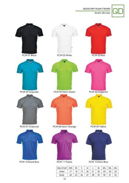 ARR-PCW01-12 SUBLIMATION POLO ARORA Penang, Malaysia, Bayan Lepas Supplier, Suppliers, Supply, Supplies | Coral Gift Sdn Bhd