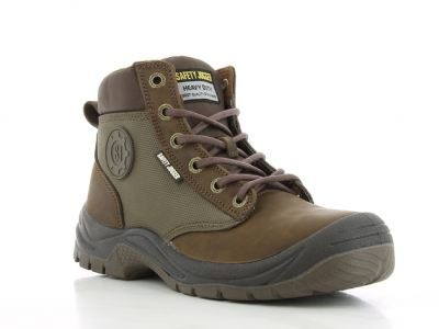 Safety Jogger Dakar (019) Brown S3 SRC