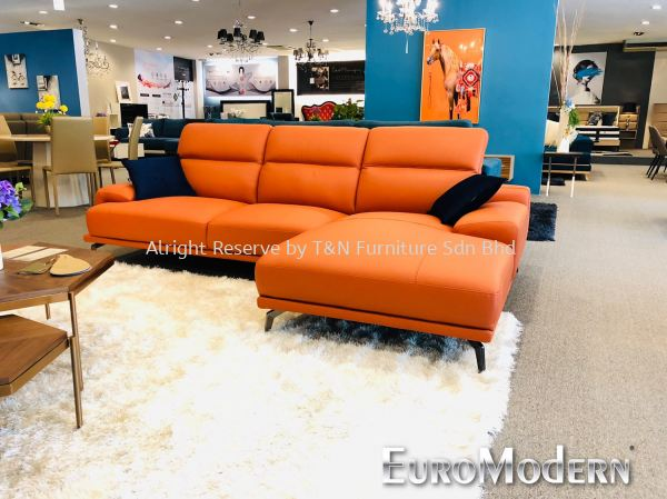 Herm¨¨s L-Shape Full Leather (As Photo Position Only) Sofa  Kuala Lumpur (KL), Malaysia, Selangor, Semenyih Supplier, Suppliers, Supply, Supplies | T & N Furniture Sdn Bhd