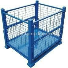 Steel Cage Cage Material Handling Equipment Johor Bahru (JB), Malaysia, Tebrau Supplier, Suppliers, Supply, Supplies | JS Storage & Engineering Solution