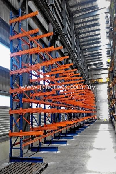 Cantilever Racking System Cantilever Racking System Johor Bahru (JB), Malaysia, Tebrau Supplier, Suppliers, Supply, Supplies | JS Storage & Engineering Solution