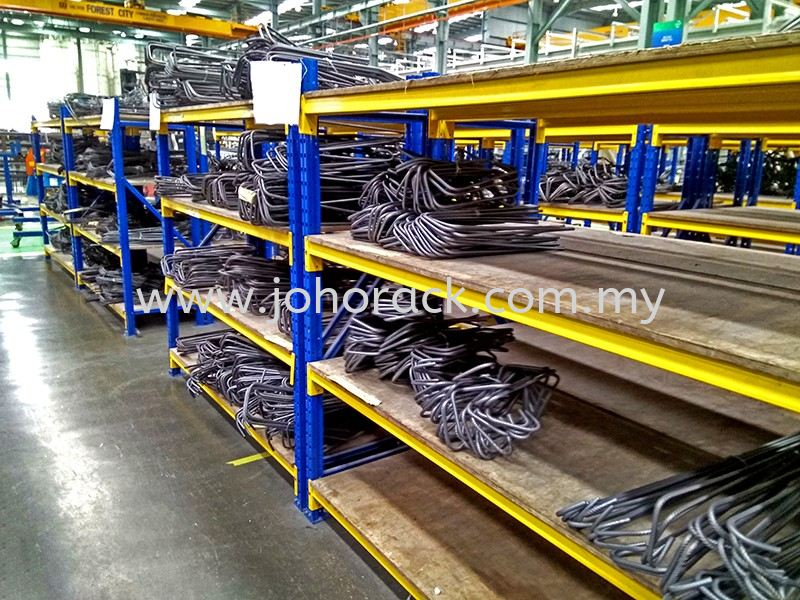 Medium Duty Racking Medium Duty Racking Johor Bahru (JB), Malaysia, Tebrau Supplier, Suppliers, Supply, Supplies | JS Storage & Engineering Solution