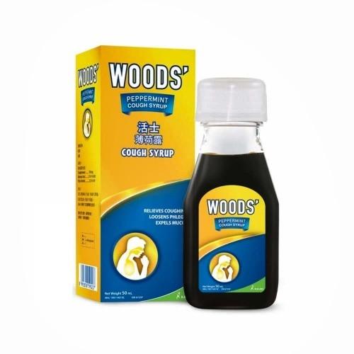 WOODS COUGH SYRUP(50ML) Fever Puchong, Selangor, Kuala Lumpur (KL), Malaysia. Wholesaler, Supplier, Supplies, Supply   Syarikat Nang Hin Trading Sdn Bhd
