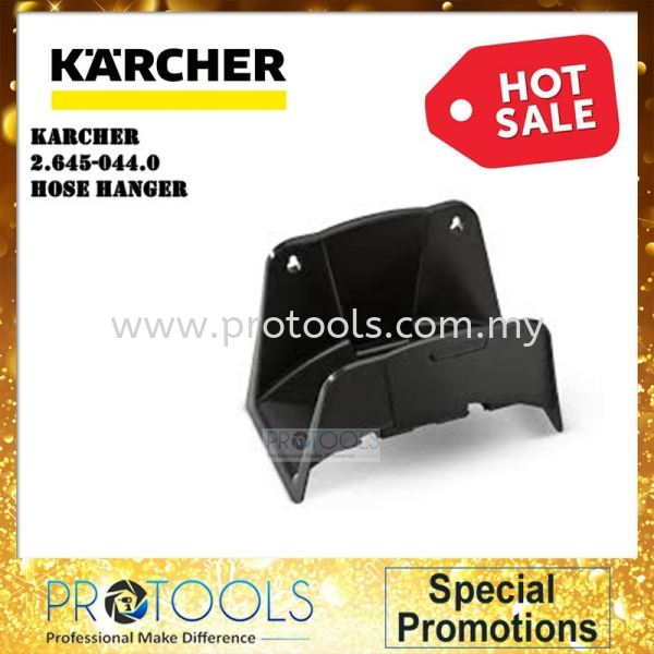 Karcher Hose Hanger 2.645-044.0 ACCESSORIES Karcher Water Systems & Garden Hoses Johor Bahru (JB), Malaysia, Skudai Supplier, Suppliers, Supply, Supplies | Protools Hardware Sdn Bhd