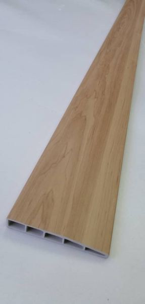 100mm PVC Skirting - Maple ( PSK100-1021 ) 100mm PVC Skirting Skirting Flooring Accessories Malaysia, Selangor, Puchong, Kuala Lumpur (KL), Johor Bahru (JB), Kelantan Supplier, Supply  | Dynaloc Sdn Bhd