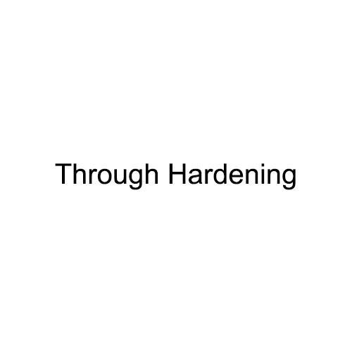 Through Hardening