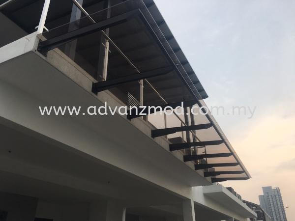 T-Beam With Glass Roof Selangor, Malaysia, Kuala Lumpur (KL), Puchong Supplier, Supply, Supplies, Retailer | Advanz Mod Trading