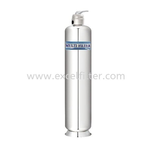 4ft/5ft Stainless Steel Outdoor Filter Tank Outdoor Water Filter Selangor, Malaysia, Kuala Lumpur (KL), Cheras Supplier, Suppliers, Supply, Supplies | Excel Filter Sdn Bhd