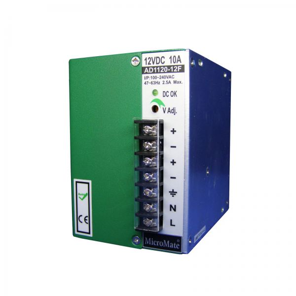 Din-Rail Switch Mode Rectifier / Charger Rectifier/Charger/DC Power Supply All Kinds of Power Electronic Products Malaysia, Kuala Lumpur (KL), Selangor Supplier, Suppliers, Supply, Supplies | MicroMate Industries Sdn Bhd