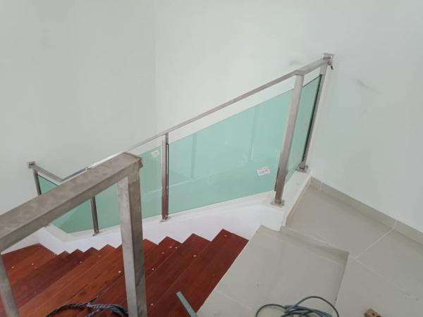Staicase Tempered Glass Puchong, Selangor, Kuala Lumpur (KL), Malaysia. Supplier, Supply, Supplies, Service | LS Venture Enterprise