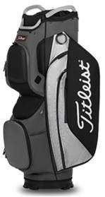 Titleist Cart 15 Color CHARCOAL/ GREY/ BLACK Model TB20CT8-220 Cart Bag
