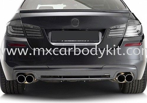 BMW 5 SERIES F10 M5 & M-TEK HAMAN REAR DIFFUSER CARBON F10 (5 SERIES) BMW Johor, Malaysia, Johor Bahru (JB), Masai. Supplier, Suppliers, Supply, Supplies | MX Car Body Kit