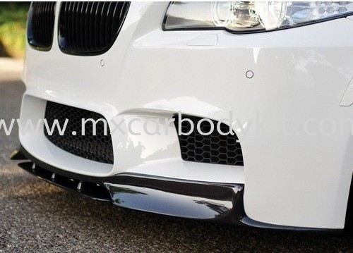 BMW 5 SERIES F10 M5 V TYPE FRONT LIP CARBON   F10 (5 SERIES) BMW Johor, Malaysia, Johor Bahru (JB), Masai. Supplier, Suppliers, Supply, Supplies | MX Car Body Kit
