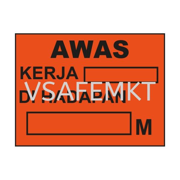 Permenent Road Signs JKR Standards 2A/85 Selangor, Malaysia, Kuala Lumpur (KL), Puchong Supplier, Suppliers, Supply, Supplies   Vsafe Marketing