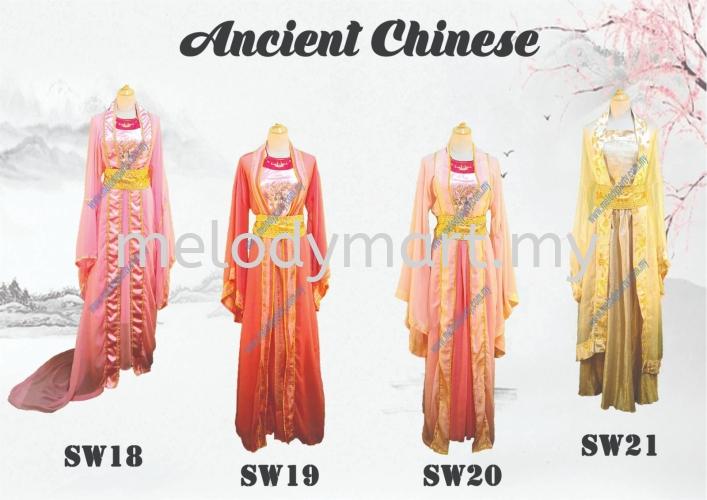 Hanfu SW18-21