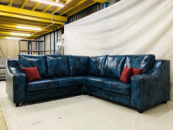 IS-LS-2064 L-Shape Sofa New Products Selangor, Malaysia, Kuala Lumpur (KL), Sungai Buloh Manufacturer, Supplier, Supplies, Supply | Isan Furniture Manufacturing Sdn Bhd